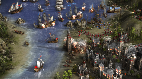 скриншот Cossacks 3: Days of Brilliance 4