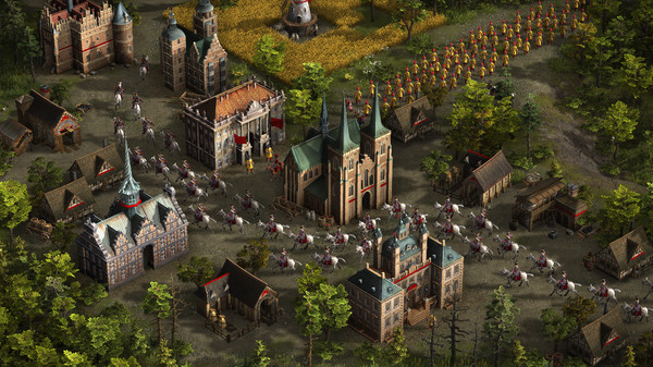 скриншот Cossacks 3: Days of Brilliance 1