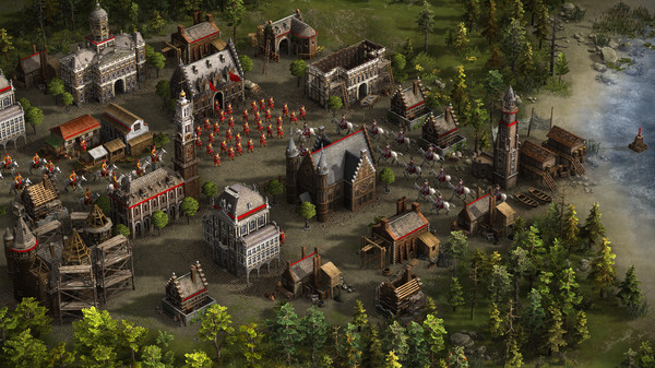 скриншот Cossacks 3: Days of Brilliance 2