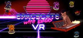 Spacecats with Lasers VR cover art