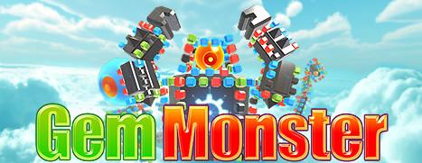 Gem Monster - 宝石怪物 VR