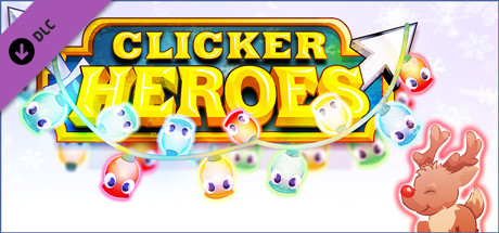 Clicker Heroes: Red-Nosed Clickdeer
