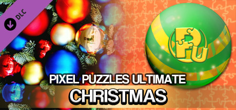 Jigsaw Puzzle Pack - Pixel Puzzles Ultimate: Christmas