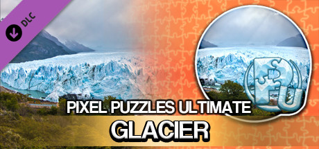 Jigsaw Puzzle Pack - Pixel Puzzles Ultimate: Glaciers