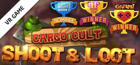 Cargo Cult: Shoot'n'Loot VR Steam Game