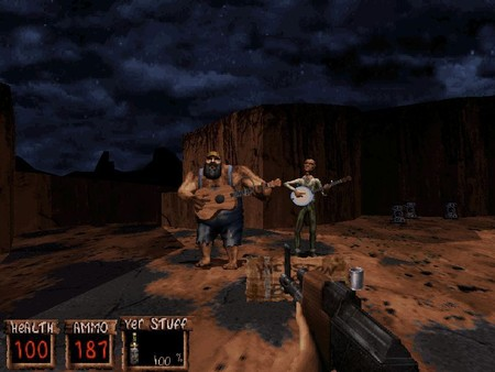 Redneck Rampage 9