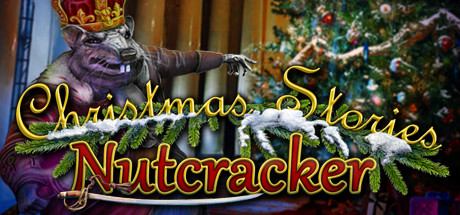 a classic christmas tale with a whole new twist help the nutcracker rescue the princess from the evil rat king - Classic Christmas Stories