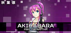 Akihabara - Feel the Rhythm cover art