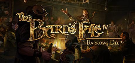 Релизный трейлер Bard's Tale IV: Barrows Deep