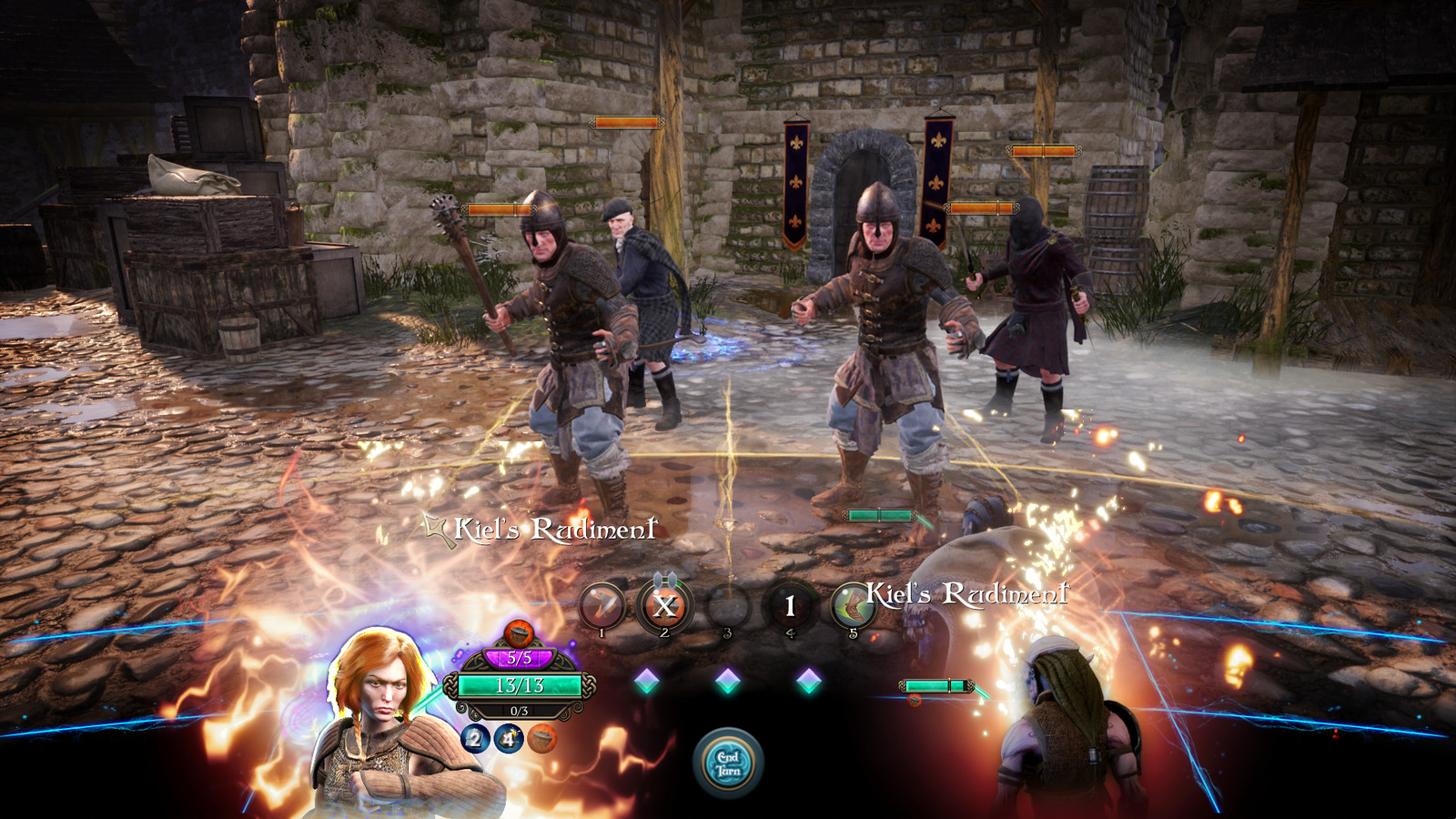The Bard's Tale IV: Barrows Deep Screenshot 2