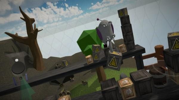 Elephant Express VR