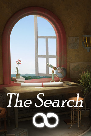 The Search poster image on Steam Backlog