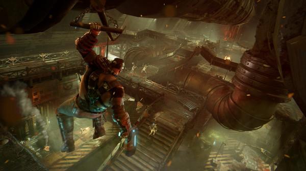 Capture d'écran n°5 du Jeu Necromunda: Underhive Wars