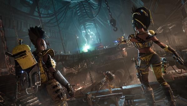 Capture d'écran n°4 du Jeu Necromunda: Underhive Wars