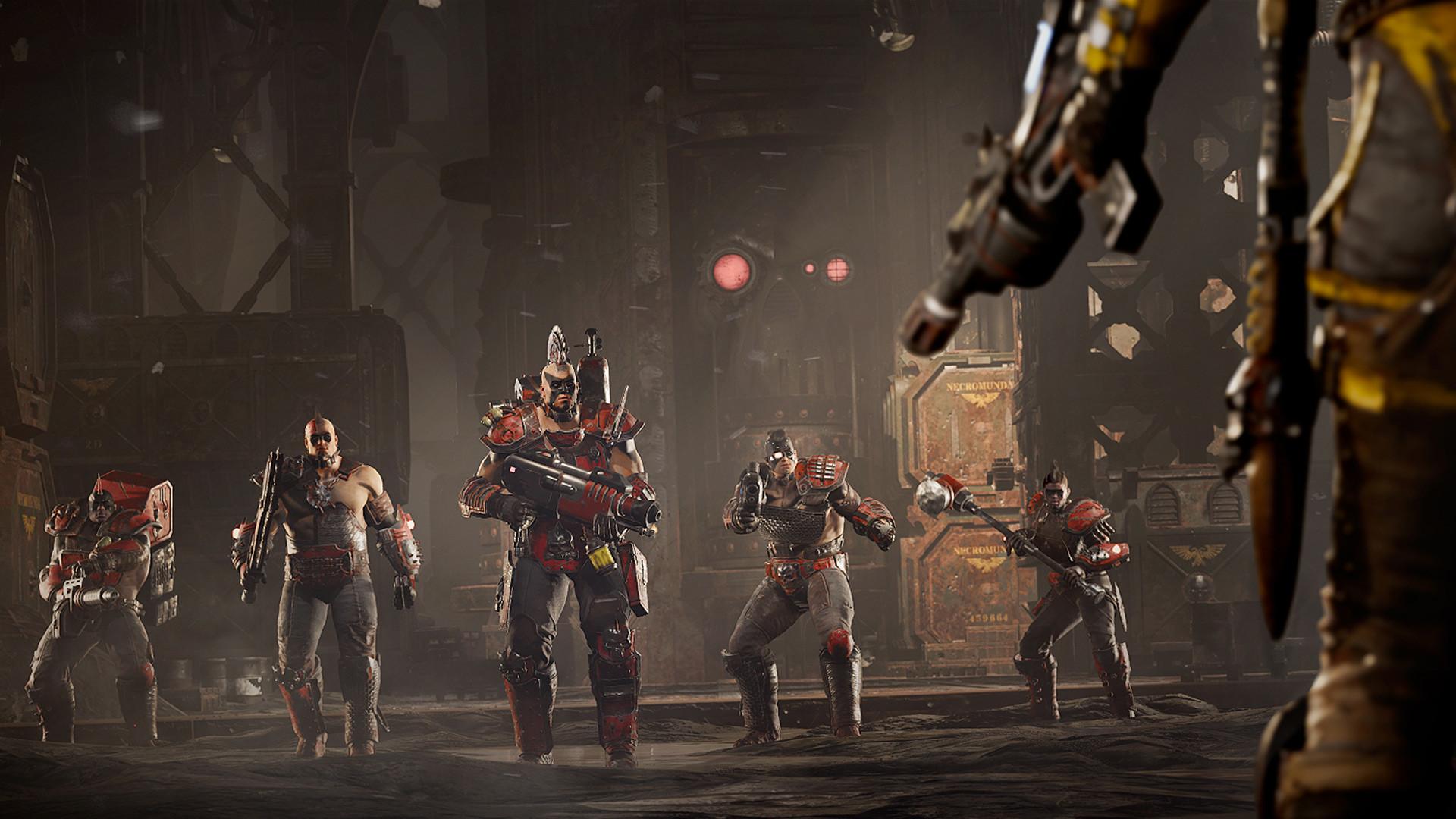 Necromunda: Underhive Wars [RePack] [2020 Rus Eng Multi8]