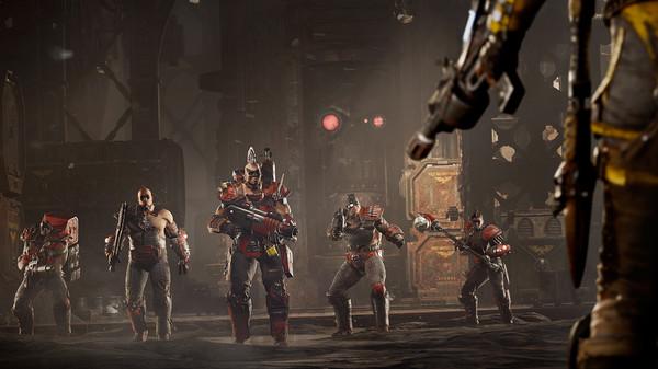 Capture d'écran n°3 du Jeu Necromunda: Underhive Wars