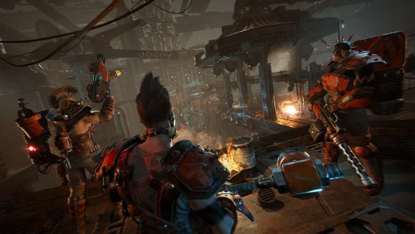 Capture d'écran n°6 du Jeu Necromunda: Underhive Wars