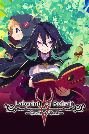 Labyrinth of Refrain: Coven of Dusk poster image on Steam Backlog