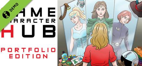 Game Character Hub: Portfolio Edition Demo