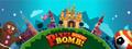 Pixel bomb! bomb!!-game