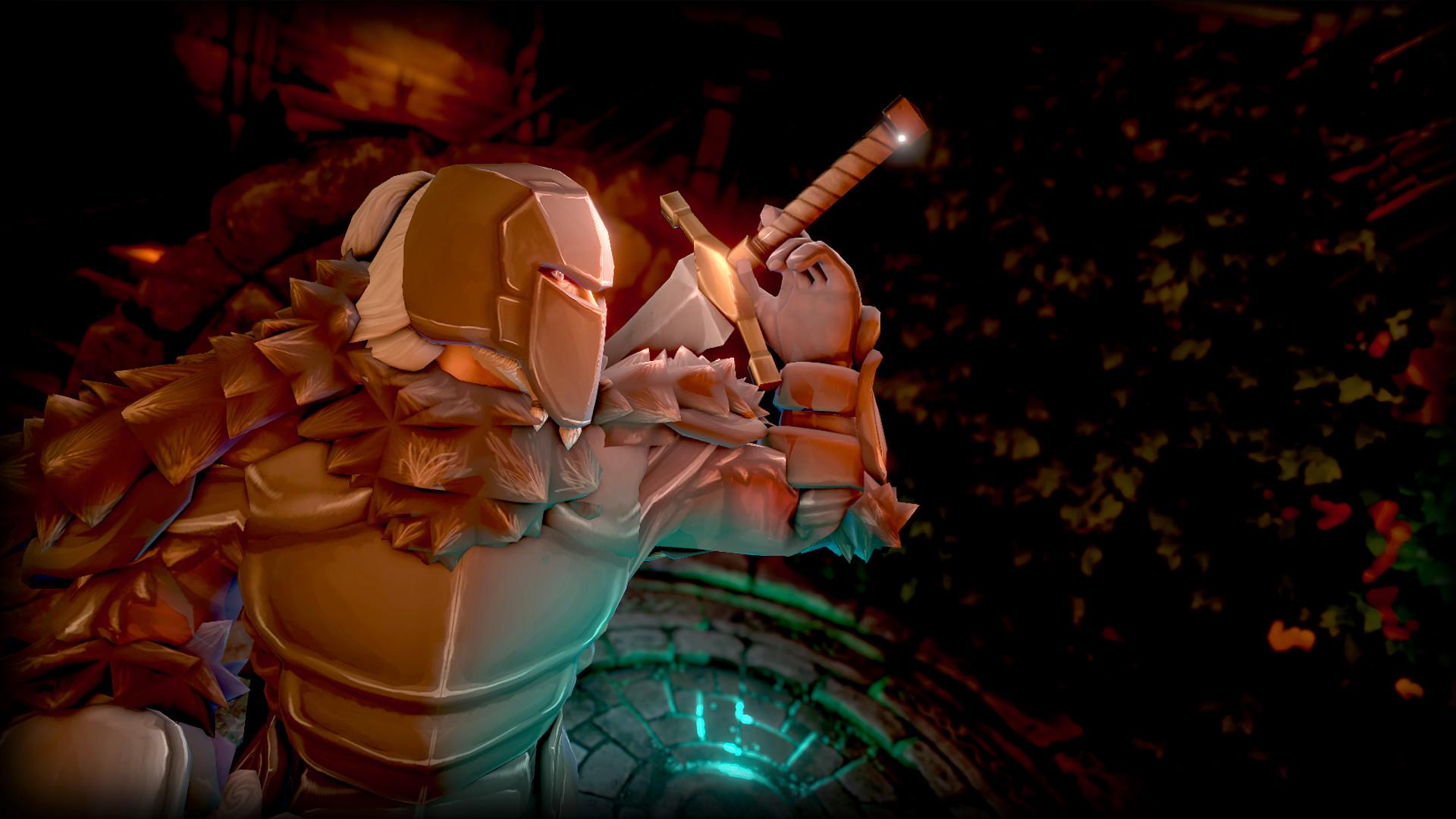 VR Dungeon Knight