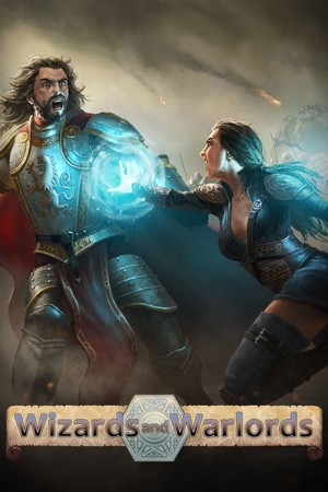 Wizards and Warlords poster image on Steam Backlog