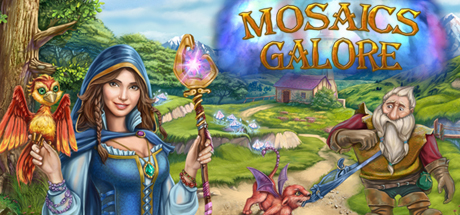 Mosaics Galore on Steam