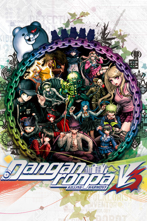 Danganronpa V3: Killing Harmony poster image on Steam Backlog