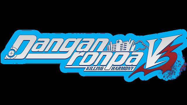 Danganronpa V3: Killing Harmony logo