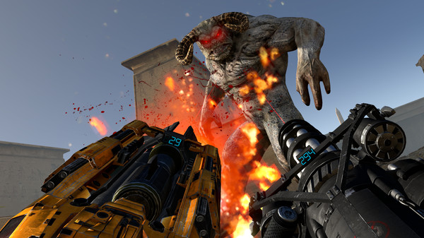 Serious Sam 3 VR: BFE 2