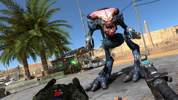 Serious Sam 3 VR: BFE 4