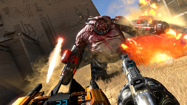 Serious Sam 3 VR: BFE 0