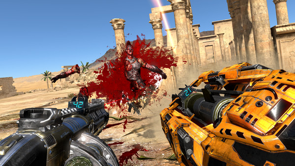 Serious Sam 3 VR: BFE 6