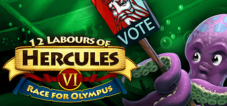Teaser image for 12 Labours of Hercules VI: Race for Olympus (Platinum Edition)
