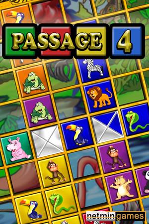 Passage 4 poster image on Steam Backlog