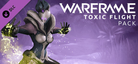 Warframe: Toxic Flight Pack