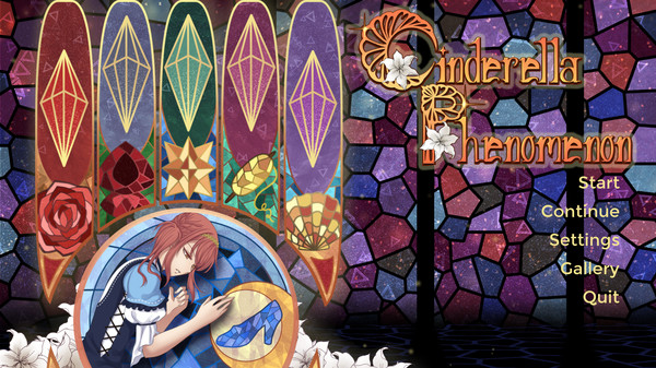 Cinderella Phenomenon - Otome/Visual Novel 0
