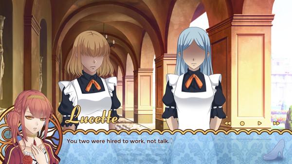 Cinderella Phenomenon - Otome/Visual Novel 2