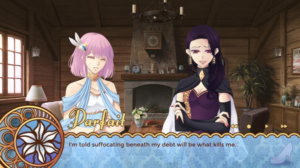 Cinderella Phenomenon - Otome/Visual Novel 10