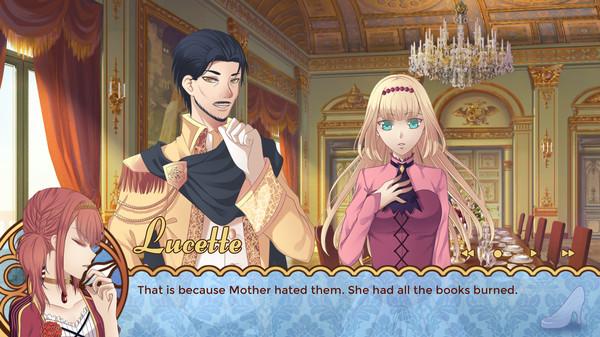 Cinderella Phenomenon - Otome/Visual Novel 12