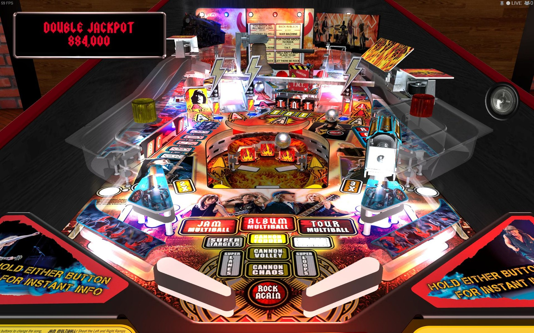 stern pinball arcade ac dc on steam