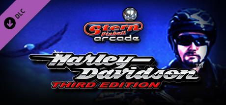 Stern Pinball Arcade: Harley Davidson