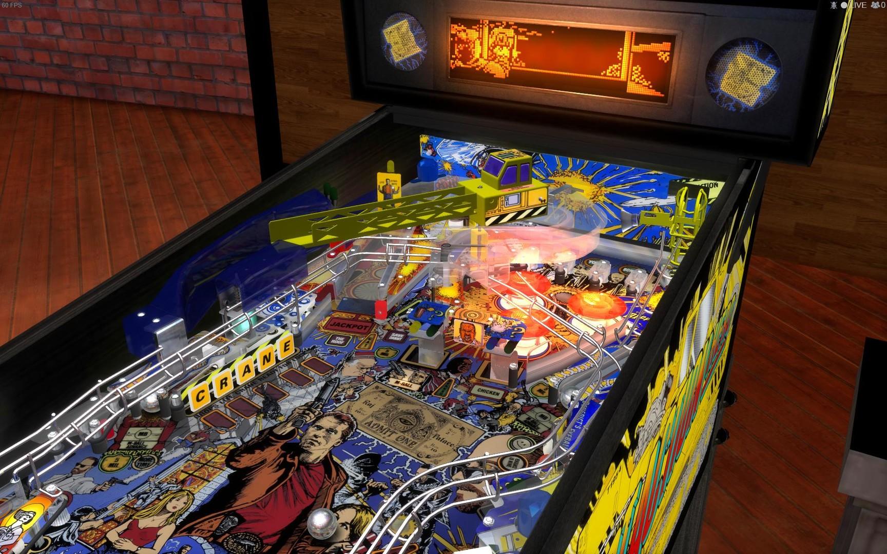 Stern Pinball Arcade: Last Action Hero