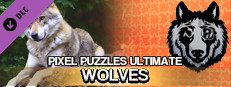 Pixel Puzzles Ultimate -Wolves