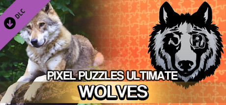Pixel Puzzles Ultimate - Puzzle Pack: Wolves