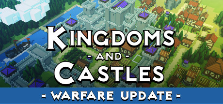 Kingdoms and Castles Warfare[PT-BR] Capa