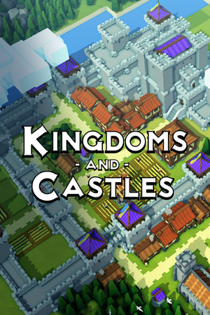 Kingdoms and Castles poster image on Steam Backlog