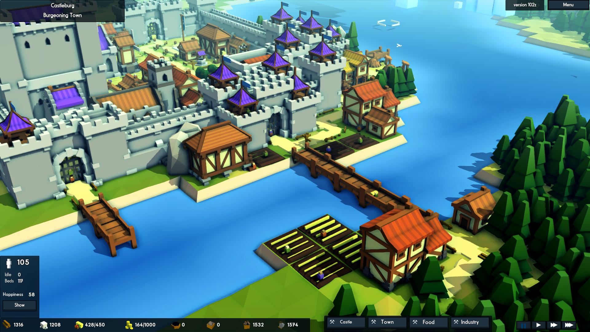 Castle Builders Games