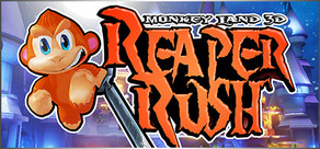 Monkey Land 3D: Reaper Rush cover art