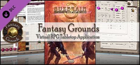 Fantasy Grounds - Savage Suzerain Players Guide (Savage Worlds)
